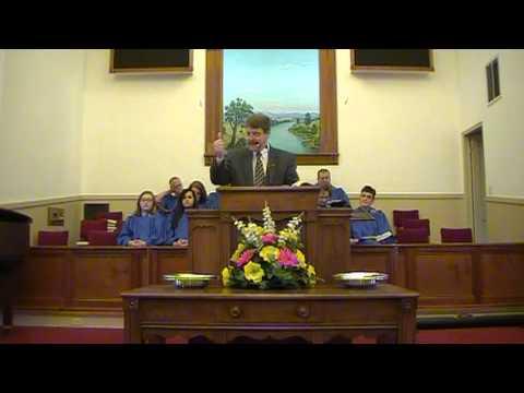 UTICA BAPTIST CHURCH - MAY 5, 2013