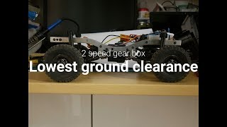 EP006 WPL C24 Paint Job, 2-speed gear box Lowest ground clearance [자막有]