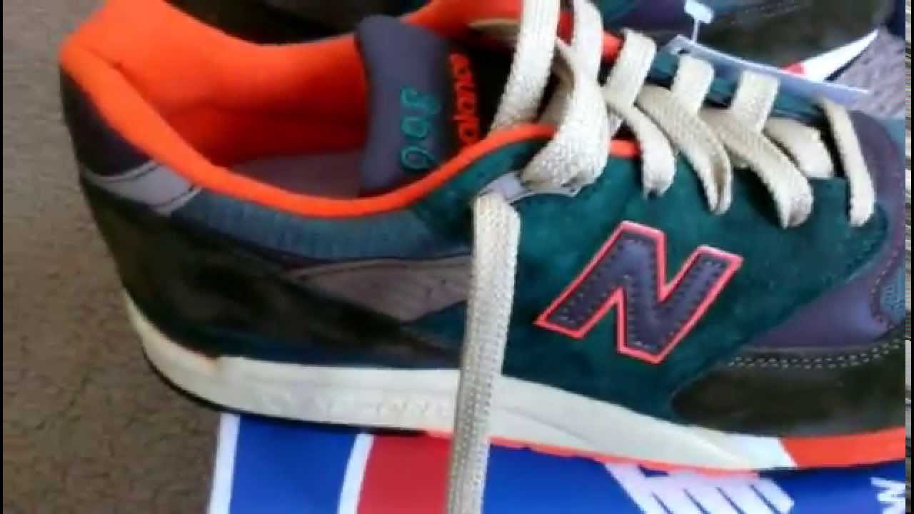 free shipping 65150 d236e Sneaker Collection #61 New Balance 998 X J.Crew M9 - YouTube