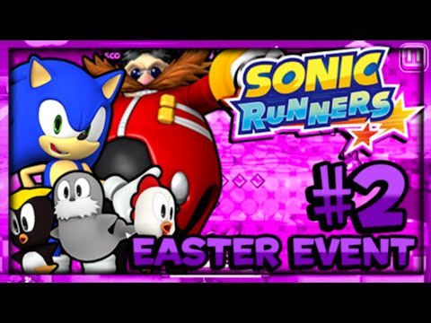 Sonic Runners [Android / Version 1.0.1t] - Windy Hill in Spring Event #2