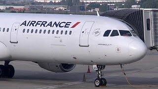 استمرار إضراب طياري خطوط الطيران الفرنسية