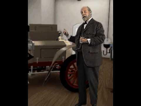 Automobile Inventor Lab @1895