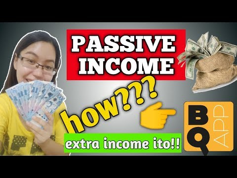 HOW TO EARN PASSIVE INCOME | WITH ENGLISH SUB
