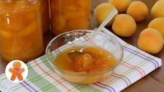 видео абрикосовое варенье дольками