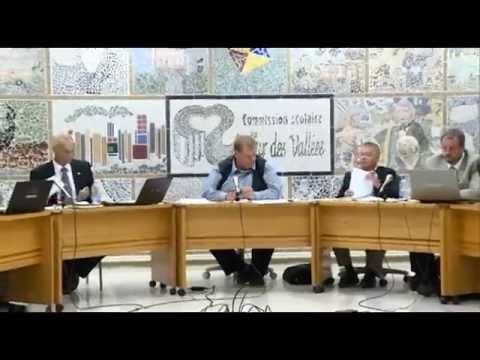 Réunions des commissaires de la C.S.C.V. - Aout 2014