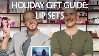 Holiday Gift Guide: Lip Sets | Sephora