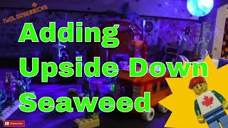 LEGO Underwater Seaweed Install Brief #2