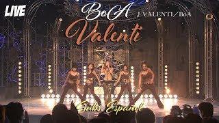 BoA - VALENTI (LIVE - Subs. Español) MUSIX! 2002-08-27