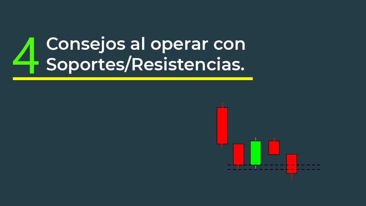 Mejora tus operaciones con Soportes y Resistencias | Opciones Binarias - Binary Teach