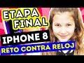 RETO CONTRA RELOJ - ETAPA FINAL   ME REGALAN IPHONE PERO TENGO QUE ENCONTRARLO   Daniela Golubeva