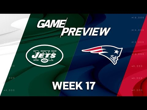 New York Jets vs. New England Patriots | NFL Week 17 Game Preview | Move the Sticks