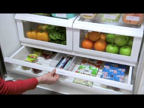 the frigidaire gallery french door refrigerator youtube