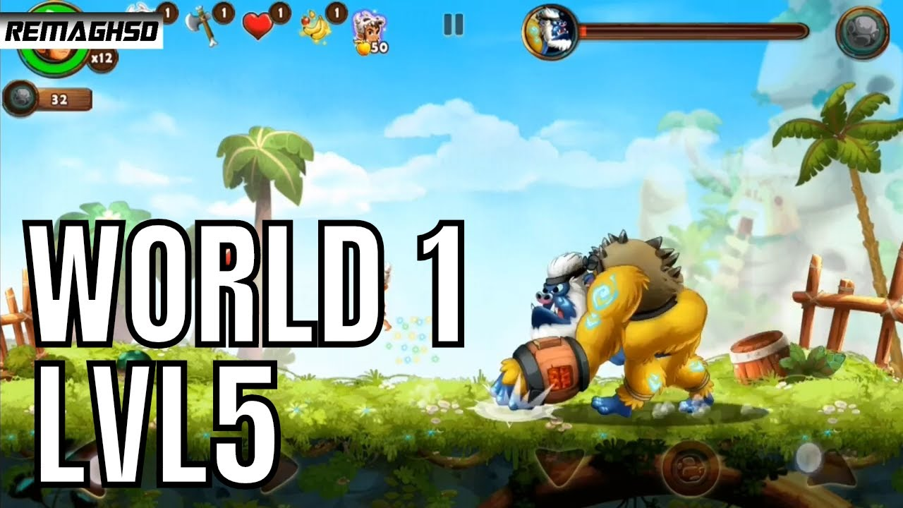 jungle adventures 3 gameplay world 1 lvl5 youtube. Black Bedroom Furniture Sets. Home Design Ideas