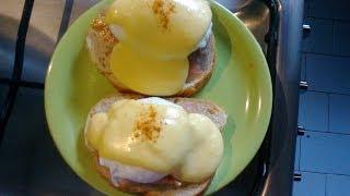 poached egg with hollandaise sauce smoked salmon quik recipe ou fiert