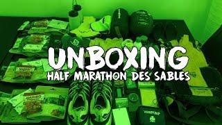 ME VOY AL DESIERTO | Unboxing Half Marathon des Sables