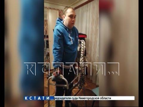 Видео: Боец ММА, работающий учителем физкультуры,  избил неходячего инвалида