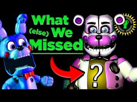 Thumbnail: Game Theory: FNAF, The Answer was RIGHT IN FRONT OF US (Five Nights at Freddys Sister Location)