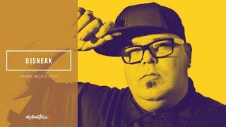 DJ SNEAK · Keep On Dancing at Heart Ibiza  © AllaboutibizaTV