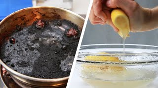 5 All-Natural Ways To Deep Clean Your Kitchen