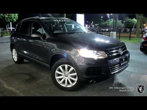 2011 Volkswagen Touareg in review - Village Luxury Cars Toronto