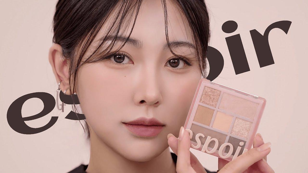 에스쁘아 처돌이 두둥등장🌟시크한 가을 브라운 메이크업🤎| FW신상 총출동!!