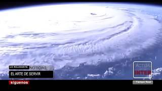 EL huracán Florence,  de categoría 4, está a menos de mil kilómetros de EEUU.