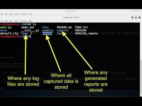 APT2 - Automated PenTest Toolkit