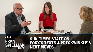 FULL SHOW: Discussing the current state of Chicago politics - The Fran Spielman Show