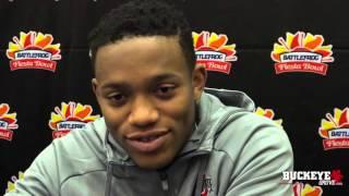 Darron Lee talks Fiesta Bowl