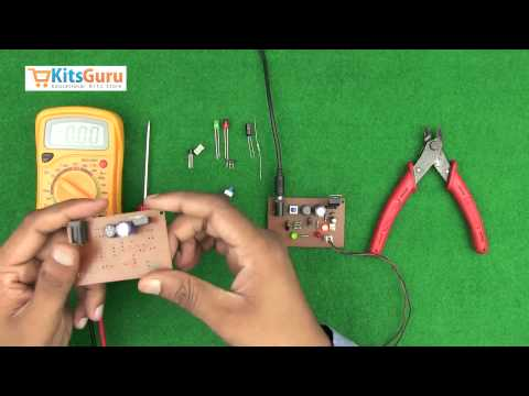 Short-Circuit Protection In DC Low Voltage System by KitsGuru.com |  LGKT013