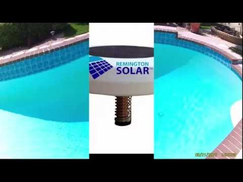 Remington Solar Pool Ionizer Review - After 3 Years