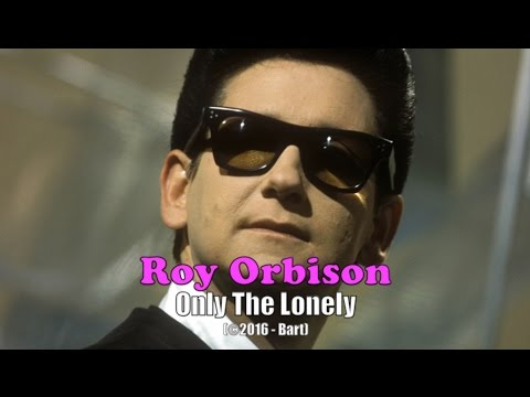 Roy Orbison - Only The Lonely (Karaoke)