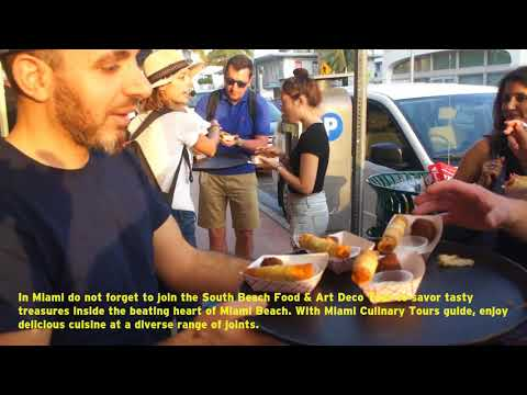 Miami Culinary Tour