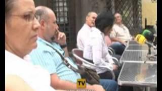 Huelga de hambre por las expropiaciones del aeropuerto de Gran Canaria