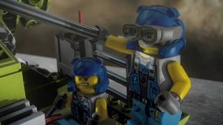 LEGO Power Miners - The Movie(A three-minute movie showing the LEGO Power Miners in action against the rock monster., 2009-03-19T13:32:17.000Z)