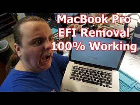 MacBook EFI - Lost - iCloud Lock password Unlock Any MacBook Pro or Air (2010-2017) 100% Working