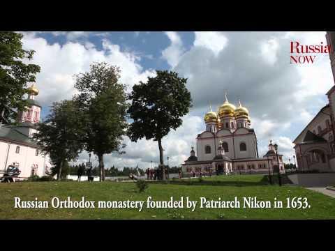 Velikiy Novgorod, Russia's origins