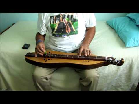 Electric Dulcimer - Jaz Guitar Strings - 5-string