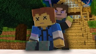Minecraft HELLO NEIGHBOR - REALISTIC PLUMBERS !? (Minecraft Roleplay)