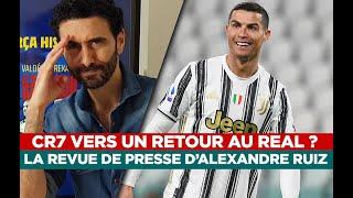 Cristiano Ronaldo, Benzema, Messi… La revue de presse d'Alexandre Ruiz
