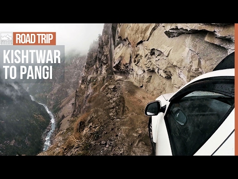 Roadtrip - The world's most dangerous road - Pangi via Kishtwar