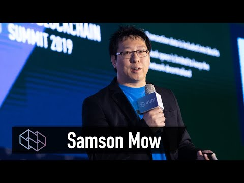 【ABS 2019】The State Of Bitcoin And Future With Lightning Network|Samson Mow