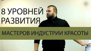 8 уровней развития мастеров индустрии красоты. Иван Новинский