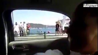 بالفيديو.. فتاة تجوب شوارع تركيا للاحتفال بزواجها