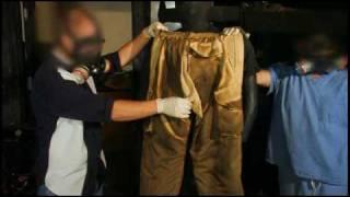 видео Ткань номекс