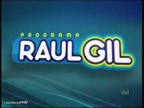 Estamos Apresentando: Programa Raul Gil | Vinheta SBT 2010