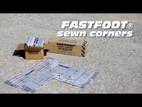 Fastfoot® Footing Form, Sewn 90 Degree Corners