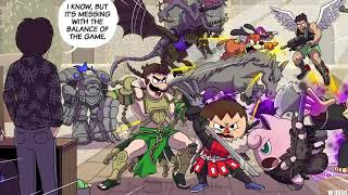 Super Smash Bros. Ultimate Comic Dub Compilation 8 - GabaLeth