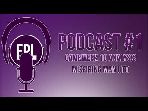 Epl Chronicle Podcast #1 - Misfiring Man Utd