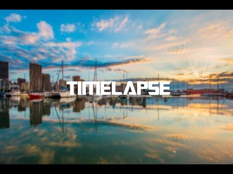 Durban Harbor Timelapse
